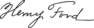 Firma Henry Ford